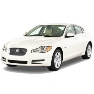 noleggio auto jaguar xf